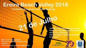 Ereira Beach Volley 2018