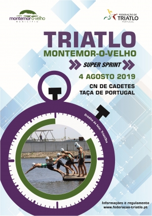 Triatlo - super sprint | Montemor-o-Velho