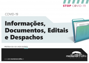 COVID19 // Documentos, Editais e Despachos