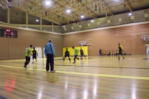V Torneio de Futsal Interfreguesias tem novo líder classificativo